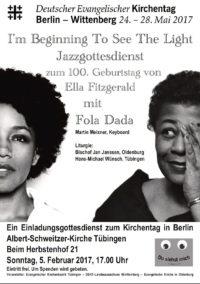 DEKT Jazz Gottesdienst in Tübingen